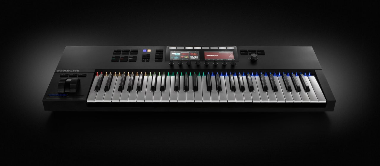 native komplete kontrol 49