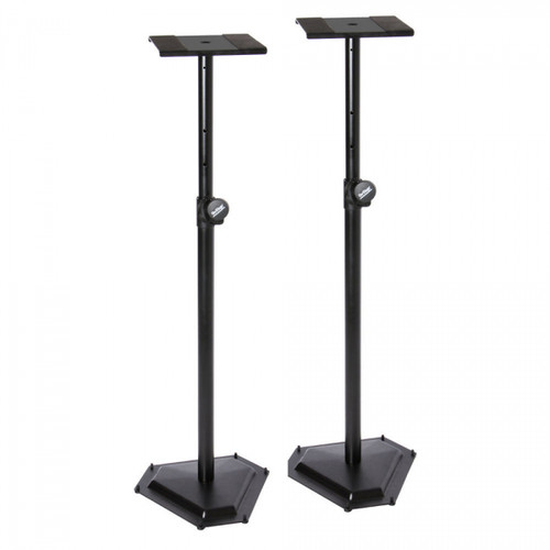 Hex-Base Monitor Stands SMS6600-P pair