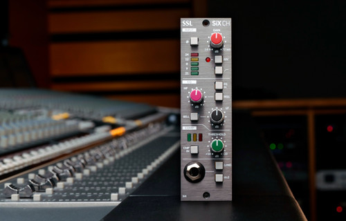 SSL 500-Series SiX Channel