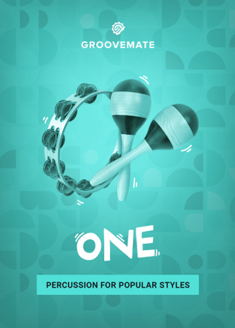 Ujam One Groovy Percussion Virtual Instrument