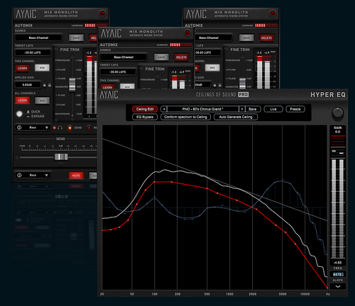 ProMix Bundle COS Pro and Mix Monolith Plug-In