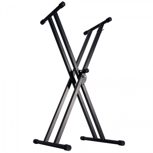 KS7171 Double-X Keyboard Stand with Bolted Construction