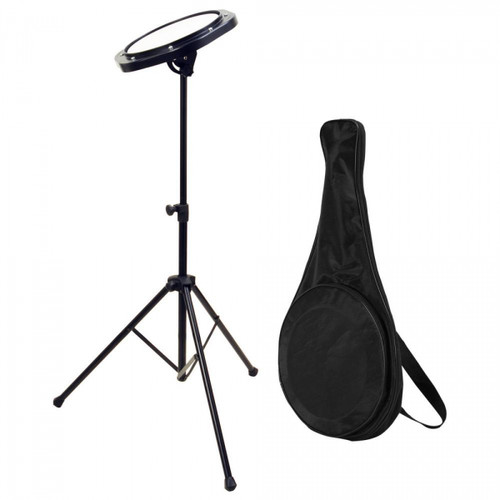 DFP5500 Drum Practice Pad with Stand and Bag