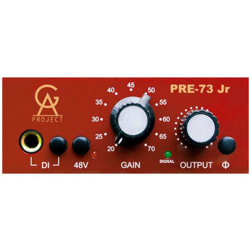 GOLDEN AGE PROJECT Pre-73 Jr Microphone Preamp