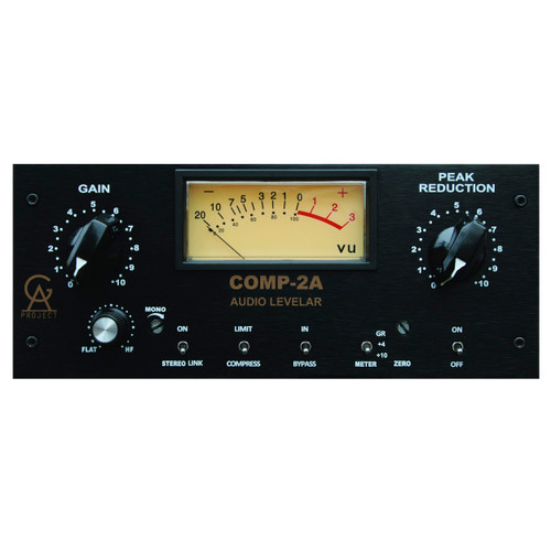 GOLDEN AGE PROJECT Comp-2A 1-Channel Vintage Style Compressor