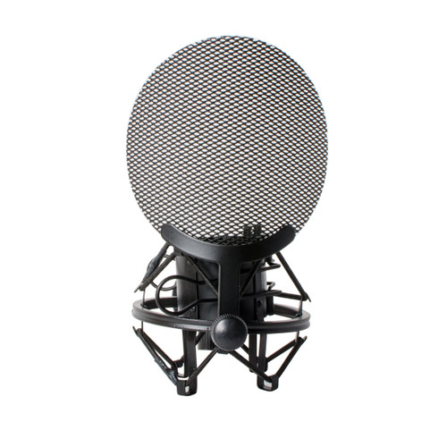 GOLDEN AGE PROJECT SP1 Shock Mount with Metal Pop Filter