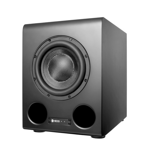 """HEDD Bass 08 Subwoofer, 8"""", 300W with DSP"""