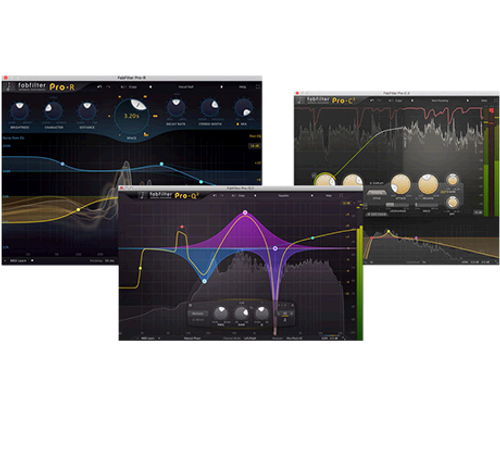 FabFilter Essential Bundle-Electronic Download