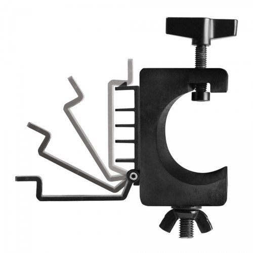 LTA4880 U-mount® Lighting Clamp with Cable-Management System
