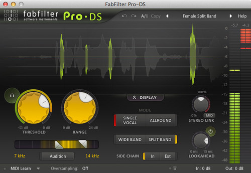 FabFilter Pro-DS-Electronic Download