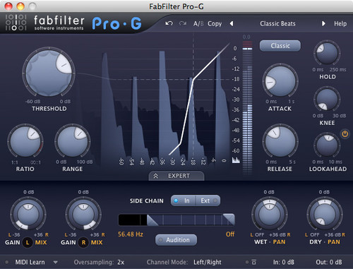 FabFilter Pro-G-Electronic Download