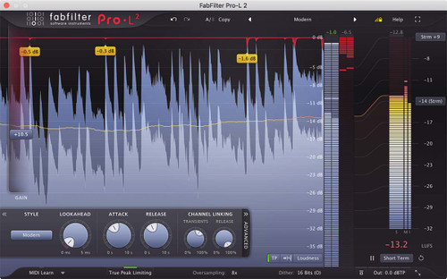 FabFilter Pro-L2 (Electronic Download)