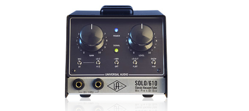 Universal Audio Solo/610 (Front)