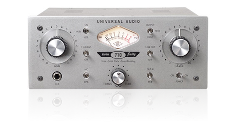 Universal Audio 710 Twin-Finity (Front)