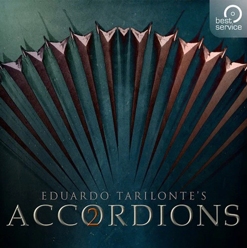 Accordions 2 (Electronic Download)