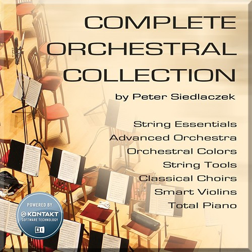 best service Complete Orchestral Collection (Electronic Download)