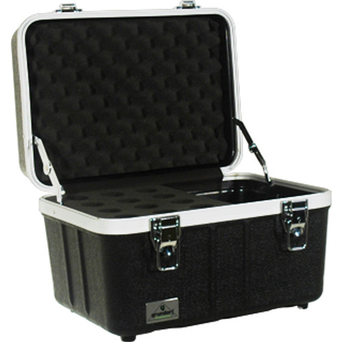 ABS Series Mic Case - 12 Mics