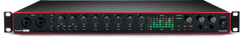 Focusrite SCARLETT 18i20 8 Channel USB Interface MK3