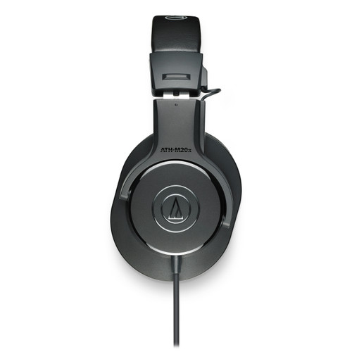 ATH-M20x Closed-back Monitoring Headphones