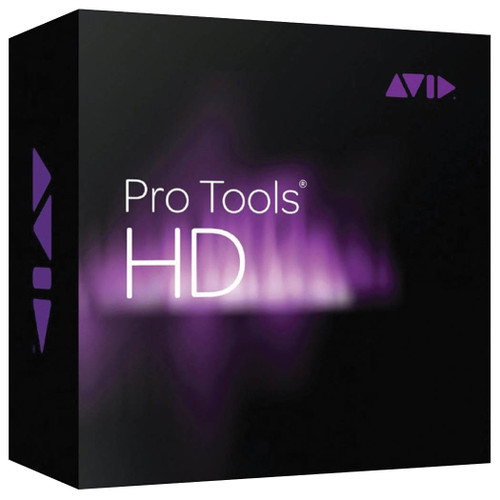 Avid Pro Tools HD Upgrade from Pro Tools- Software Only Edition (download & Boxed)