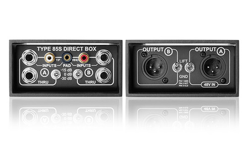 Countryman DT85S 2 Channel Direct Box