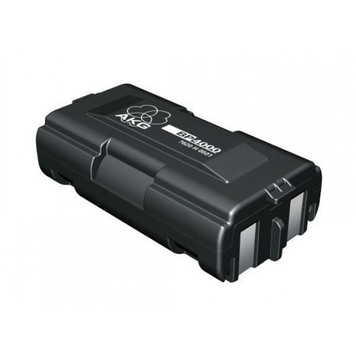 Rechargeable battery pack for WMS4500/ IVM4500