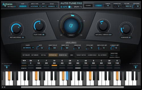 Auto-Tune Pro Downloadable Edition