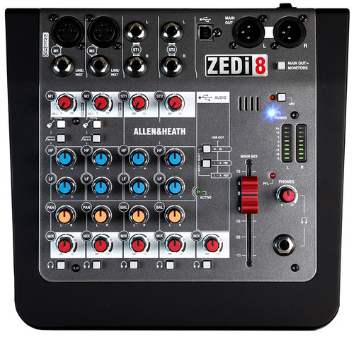 AH-ZEDI8Hybrid Compact Mixer / USB Interface