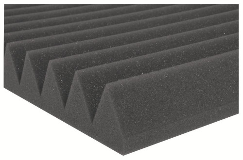 "2SF24CHA  2"" Studiofoam Wedges (12-pack, 2'x4'x2"", Charcoal)"