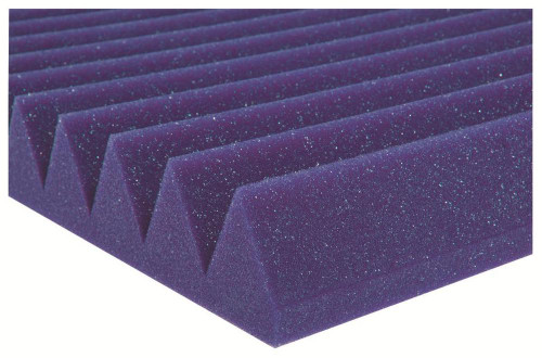 "2SF24PUR  2"" Studiofoam Wedges (12-pack, 2'x4'x2"", Purple)"