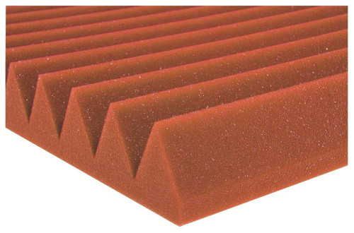 "2SF24ORA  2"" Studiofoam Wedges (12-pack, 2'x4'x2"", Orange)"