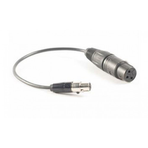 Cable Adapter (TA4F to XLR)