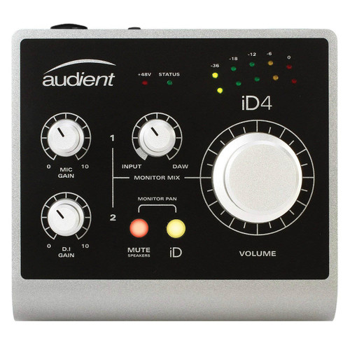 Audient iD4 2-In/2-Out Audio Interface
