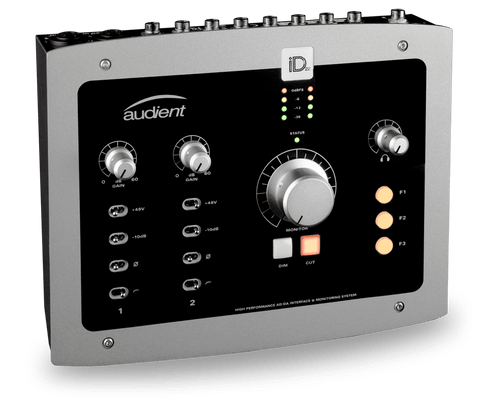 Audient iD22 10-In/14-Out Audio Interface