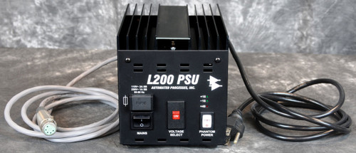 API L200PS Power Supply for L200R/500V, 1 per rack