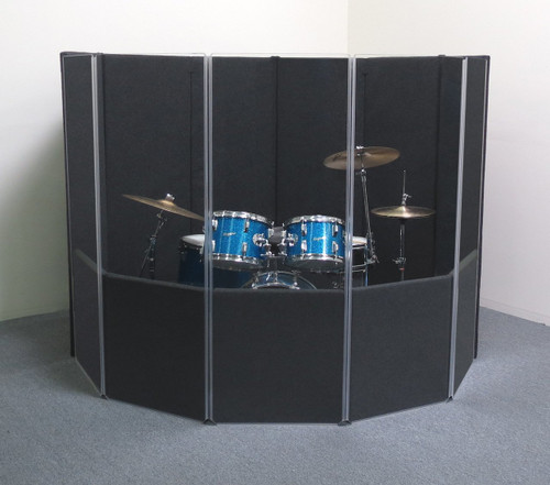 Clearsonic IsoPac C Drum Isolation Booth