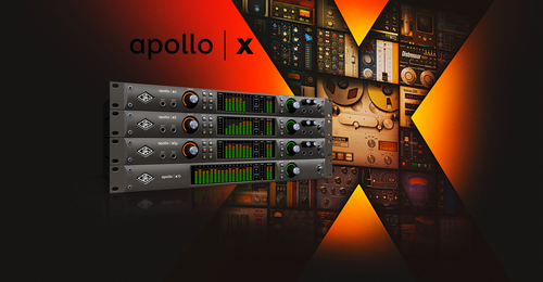 Apollo x8 Heritage Edition Thunderbolt 3 Audio Interface