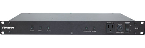 Furman M-8S Power Conditioner with Power SEQUENCING