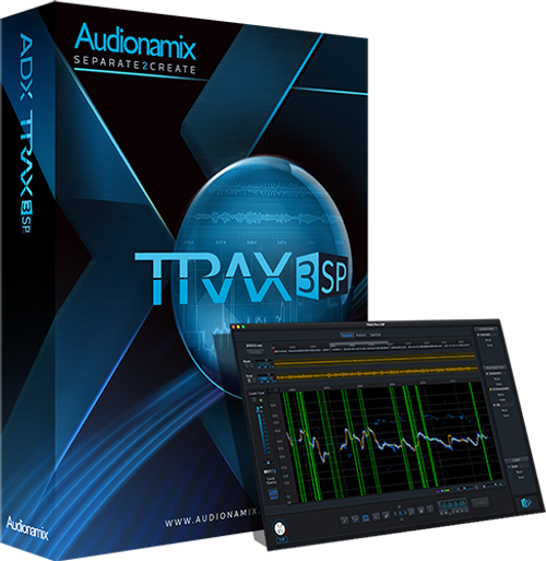 Audiodinamix. TRAX 3 SP