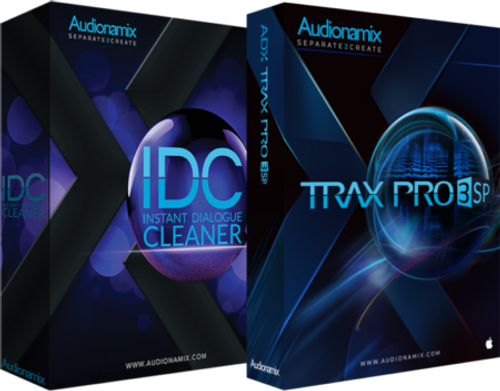 Audiodinamix. Post Production Bundle ADX IDC + Trax Pro SP