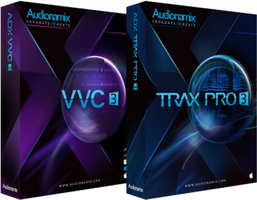 Audiodinamix. Music Production Bundle. ADX VVC + Trax Pro