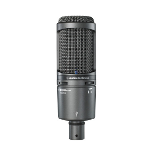 AT2020USB+ Condenser microphone with USB output
