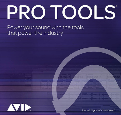 Pro Tools Subscription 1 Year Subscription NEW - EDU