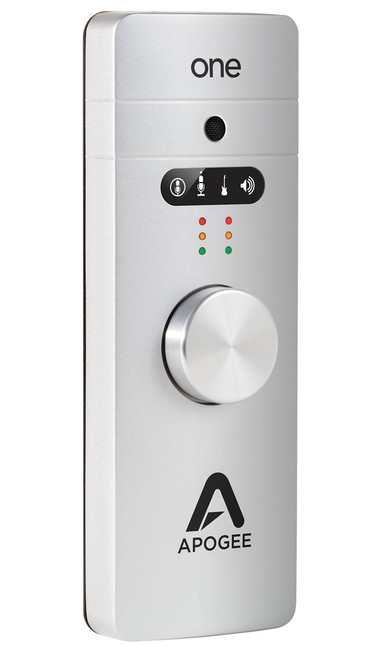 Apogee One for Mac Interface