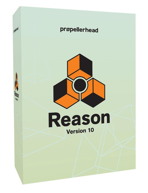 Reason 10 Retail Upgrade from Essentials/LTD/Adapted Owners