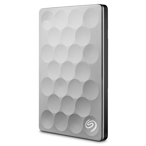 2.0TB Seagate Backup Plus USB 3.0 Ultra Slim Portable Drive.