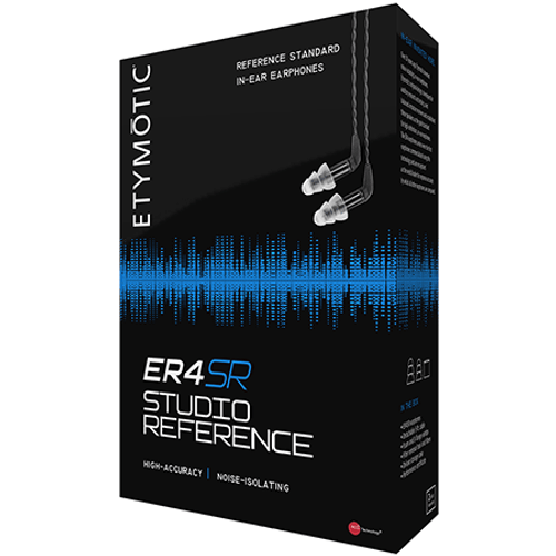 ER4 SR-Studio Reference Earphones