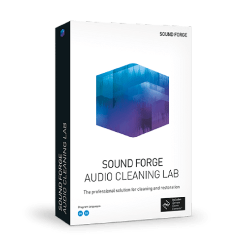 SOUNDFORGE Audio Cleaning Lab (Electronic Download)