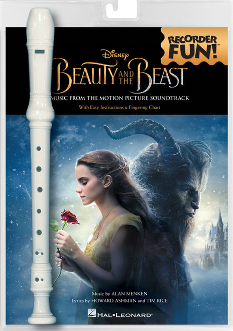Beauty and the Beast – Recorder Fun! (Sweet Soprano Flute)