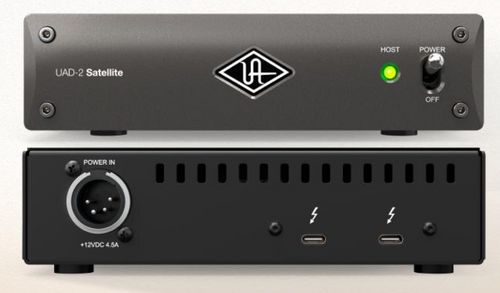 UAD-2 Satellite Thunderbolt 3 OCTO Core